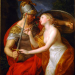 Batoni - An Allegory of Peace and War
